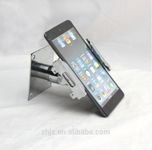 Hot! Wall mounted metal holder for tablet PC,Retail stores display bracket