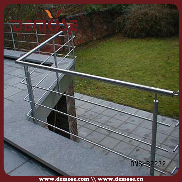dubai stainless steel railings shipped to Lyon for 24 days