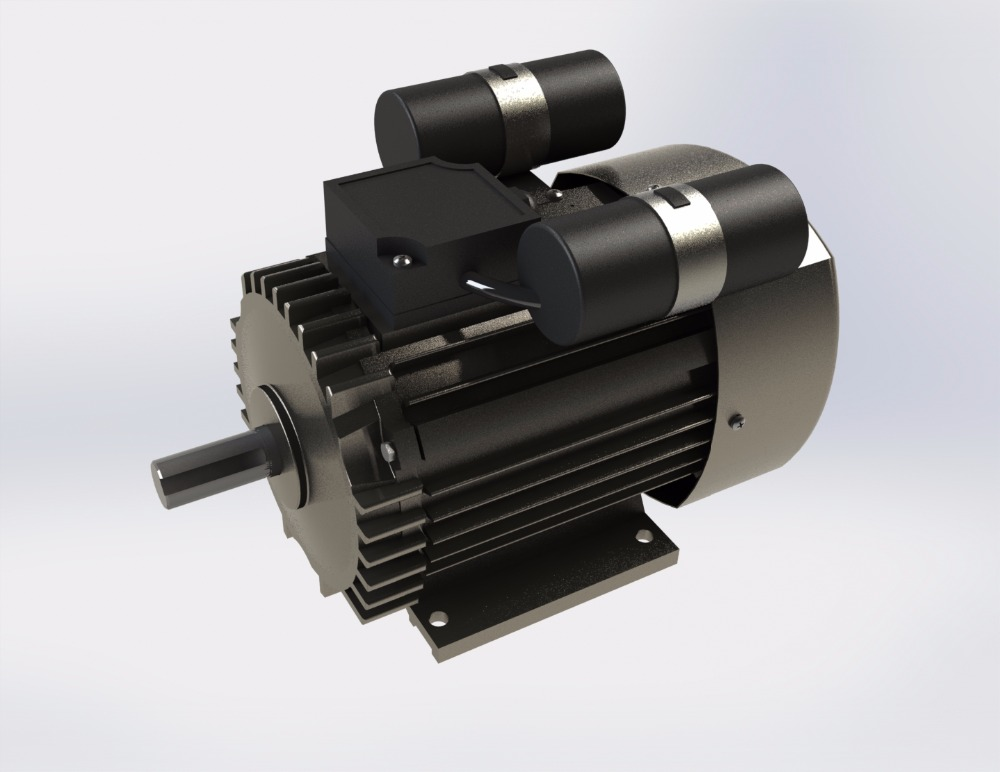 Y2 series high performance electric motor of rice mill for Rice pump and motor