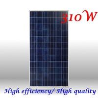 72 cell solar photovoltaic module monocrystalline silicon solar panel solar Module production line 300W poly