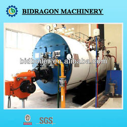 2013 new high quality automatical fuel oil/gas boiler for sanua