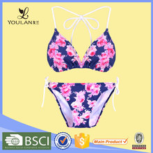 Made in China Honorable Sexy Printed Transparent Bathing Suits