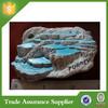 Factory Wholesale Turkey Souvenir 3D Resin Fridge Magnet