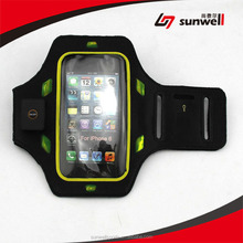 Custom Promotion Personalized Armband LED Arm Band Jogging Case Cell Phone Case