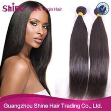 Full Cuticle Popular Style Natural Color Unprocessed 5 grade Wholesale 100%c virgin brazilian hair Aliexpress hair