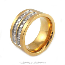 latest high quality gold plated male ring fashion jewelry made in china wholesale