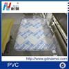 big discount printing mattress pvc sheet rolls