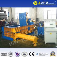 Aupu Brand Y81T-250A compactor machine aluminum cans speed high