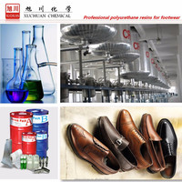 polyurethane resin for shoe sole good elastic resistance XC-2260/XC-8580