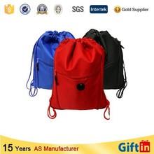 Hot sale custom drawstring mesh bag