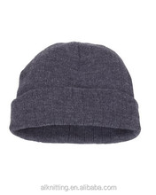 2015 Fashion Winter Pompom Ball Acrylic Knitted Beanie Hats