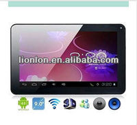 9 inch cheap tablet /Capacitive Touch Screen tablet /8GB flash mini laptops/Boxchip Allwinner A13 CPU Tablet PC laptop