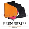 NILLKIN Keen Series Double Color Design Foldable Flip Stand Leather Case for iPad Mini