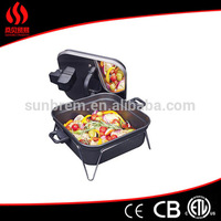 Hot new products for 2016 Non-stick Ceramc Pizza Pan/Aluminum Ceramic Pizza Pan/High Quality Electric Fry Pan
