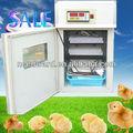el marcado ce de volteador automático de huevos incubadora para huevos de gallina de los huevos 48 capacidad