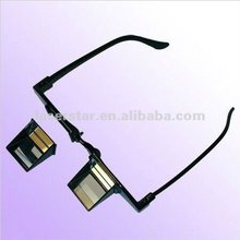 Adjustable and Reversible Prism Glasses, Watching TV Glasses, Angled Glasses