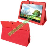 Stand Leather Cover for ASUS MeMo Pad ME301T Case