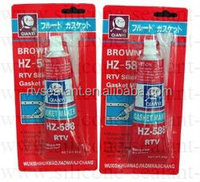 Water Clear RTV Silicone Sealant