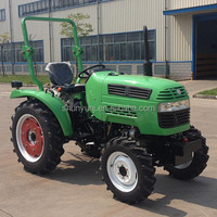 Jinma 16hp 4WD mini farm tractor popular in European