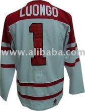 # 1 Roberto Luongo Team Canda Ice Hockey Jersey