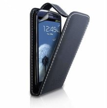 Leather Flip Case For The Samsung Galaxy S3 PJA