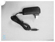 wall mount 12w 12v us plug adaptor with ul certification for united state market