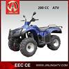 JLA-24-14 200cc cheap atv quad electric racing whole sale in Dubai single cylinder