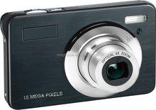Más nuevo 2.7 pulgadas TFT cámara digital con zoom óptico foto precio en China