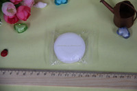 round white hotel promotional soap