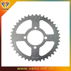 Motorcycle AX100 CG125 rear sprocket 30T 35T 38T 40T 42T