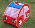 Niños surgen la tienda de coches de juguete para niños Juega Tienda para la diversión de interior o al aire libre Cubby Casa