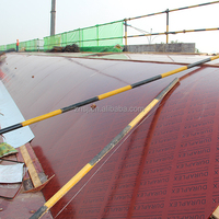 hot sell best quality waterproof shuttering film faced plywood