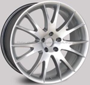 5 fori 17 pollice cerchi cerchi in lega di alluminio in cina finitura oem replica ruote per la vendita automobile