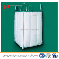 Bulk bag 2015 new design high quality low cost Price per ton sugar bulk bags for fertilizer jumbo bag by ZHONGRUN CONTAINERS