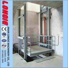 LISJD2.0-4.5 Hydraulic freight elevator lift, hydraulic goods lift