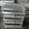 galvanized annular steel metal drainage grating