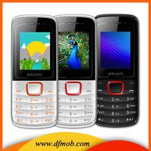Super Popular 1.8 Inch Screen GPRS/WAP Quad Band Unlocked Dual SIM Card MP3MP4 FM WHATSAPP FACEBOOK New Chinese Cell Phone G718