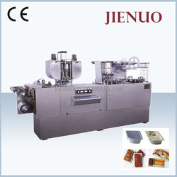 Yogurt chocolate Cup blister packing machine