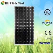 Bluesun best price top efficiency home solar kit solar panel 2kw