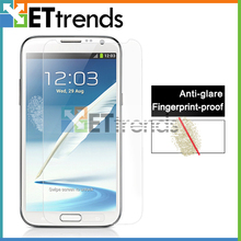 Factory price explosion proof matte cover guard shield for Samsung Note2