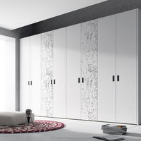 Latest wardrobe door design/sliding mirror wardrobe doors bedroom modern wardrobe design pictures