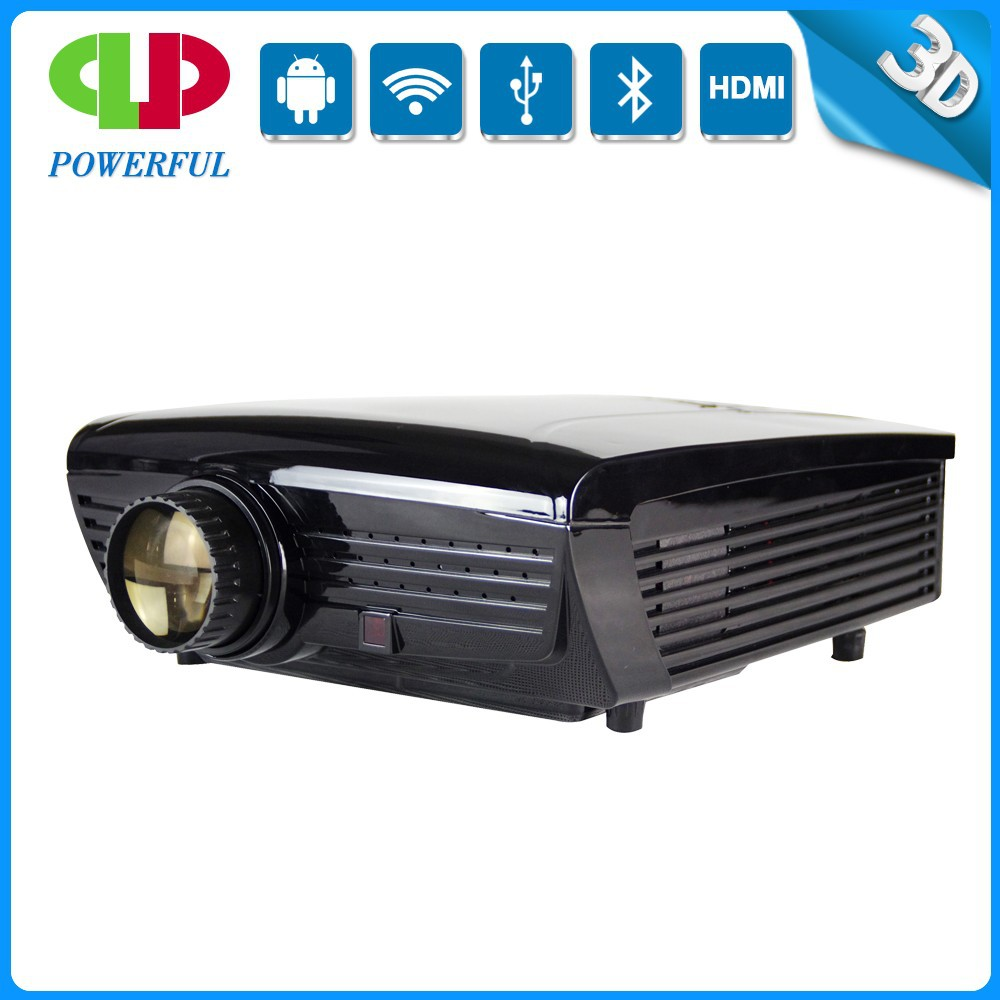 Led Projector 3500 Lumens Beamer 1280 800 Lcd Projector Tv: 3500 Lumens 1080p Lcd Led Projector Full Hd 3d Home