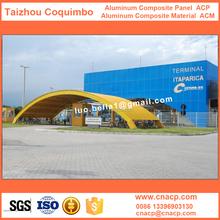 Low density polyethylene LDPE Aluminum Composite Panel
