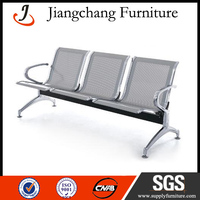 Three Seater Steel Waiting Chair JC-DH01