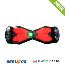 self balancing electric and electronic scooter 2 wheel 8 inch with LED flashing& bluetooth funciton