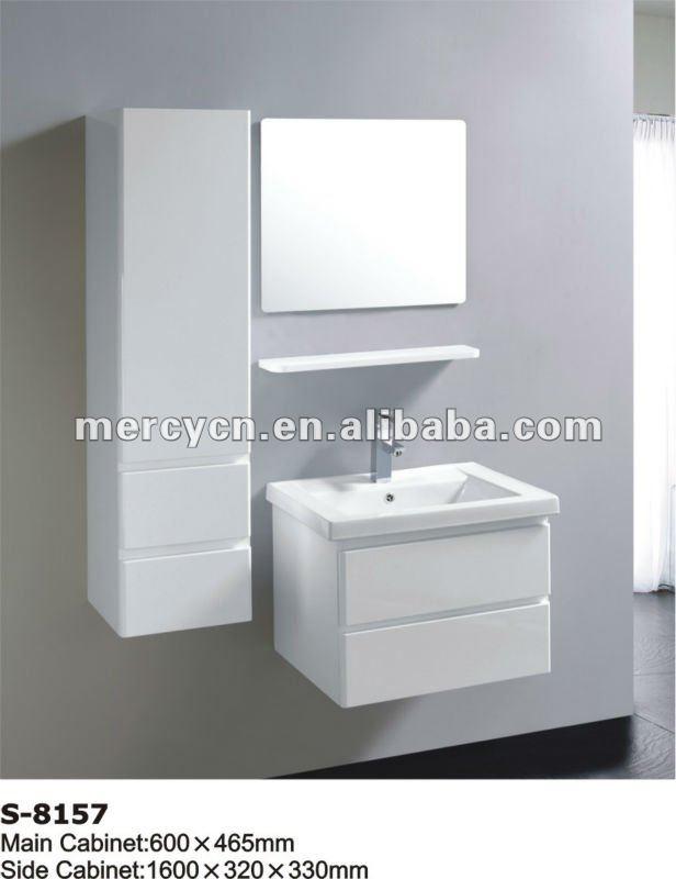 Cuarto de ba o de lujo mdf muebles de lujo de madera - Muebles de bano de lujo ...