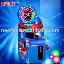 BOXING CHAMPIONSHIP hot sale Coin operated amusement simulator boxing machine