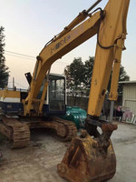 Used Cheap Excavator PC120-5, Used Komastu excavator low price for sale