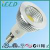 Aluminum LED Reflector Flood Dimmable LED Long Neck E14 E17 LED Bulb Spotlight 5W Cool White