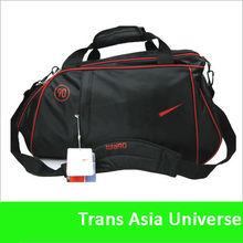 Hot Sale Custom Logo Cheap custom sport duffel gym bag manufacturer